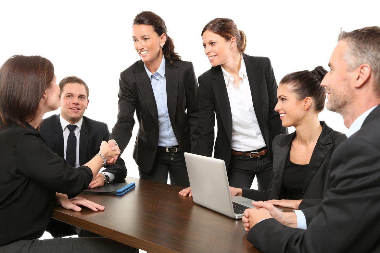 Jak ubrać się na rozmowę biznesową?
