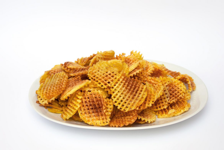 Jak zrobić domowe chipsy? [ZDROWE!]